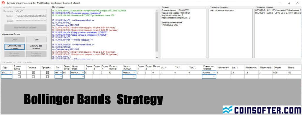 Multi_Strategy_Trade_Bot_Bollinger_Bands